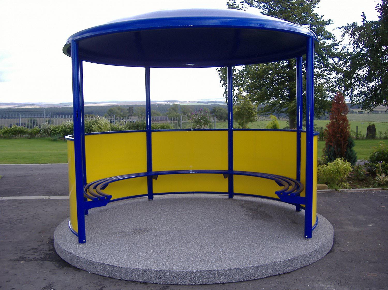 Carlton Shelter 183 David Ogilvie Engineering 183 Street Park