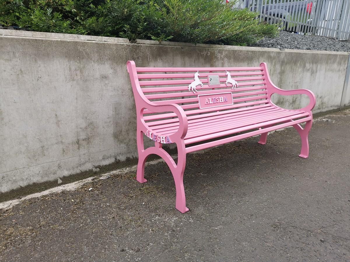 Unicorn Bench Seat 183 David Ogilvie Engineering 183 Street